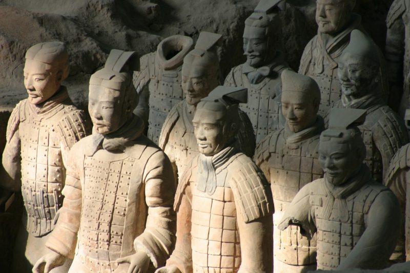 秦始皇帝陵及び兵馬俑坑の画像 p1_27